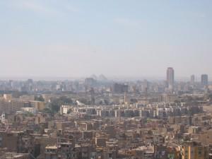 Cairo en pyramides