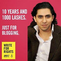 Raif Badawi klein