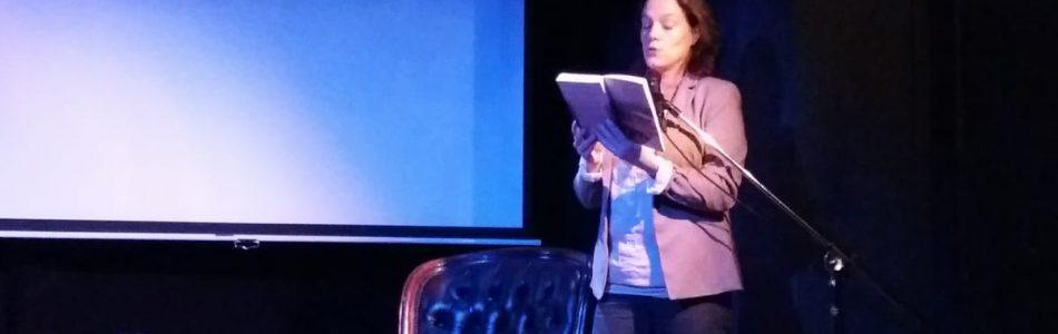 In het theater met Arabische literatuur