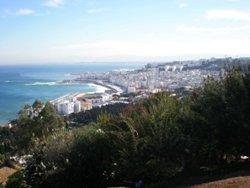 Algiers de witte stad