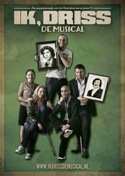 Ik Driss- De Musical